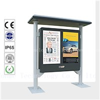 70 Inch LCD Player Kiosk Touch Screen Outdoor Advertising with High Brighness 1080P LCD Advertising