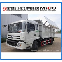 Competitive price DFAC EQ1061T14DJ2A 6CB Mnew garbage truck for sale