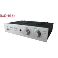 Xiang Sheng HiFi DAC-01A Coaxial Optical USB   asynchronous XMOS / TE7022 gall decoder amp