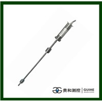 Explosion proof magnetostrictive diesel fuel liquid level sensor/transducer/gauge/meter/transmitter