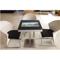 Interactive Multi-Touch AD Table Display Monitor,LCD HD Digital Signage, Advertising Table Touch
