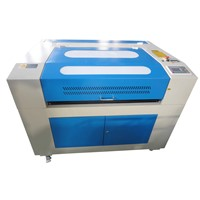 CNC Laser Engraving Cutting Machine, Engraver Cutter for Wood (HQ9060)