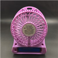 best selling rechargeable portable electric promotion usb mini desk fan
