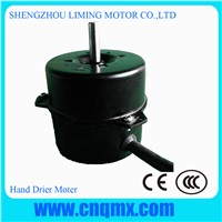 MOTOR AC MOTOR Single-phase asynchronous electric motor Hand drier motor