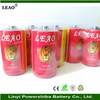 Wholesale R20 Size d Dry Cell Battery