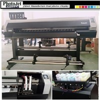 China Eco Solvent Printer Price / Digital Printing Machine for Paper Printing