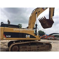 Used Caterpillar 345D Excavator