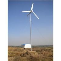 500W Home Use Wind Solar Hybrid Generator