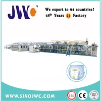 CE Elastic Ear Loop Baby Diaper Tape Machine Manufacturers Specifications in China