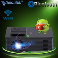 Hot selling android with built-in projector,led mini projector with wifi and bluetooth