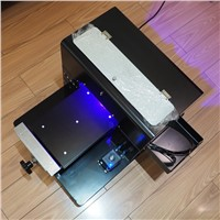 A3 LED Digital Flatbed UV Printer/Mobile Case Printing Machine Fast Dry