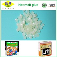 eva flexible hot melt adhesive for soap boxes packing