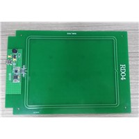 HF 13.56 Mhz multi protocols ISO15693 ISO18000-3M3 ISO14443A RFID reader module