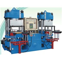 250T Vacuum rubber molding press