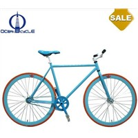 HIGH QUALITY DIY FIXED GEAR BICYCLES SPORT BIKES FOR TRANSPORTATION