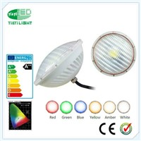 Stage Light RGB DIMMABLE PAR56 LED Lamp IP68 Waterproof 20W 36W 50W GX16D 120V 240V NSP MFL WFL