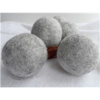 hot sale 100% New Zealand wool dryer balls