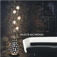 2016 Modern Handmade Aluminum Floor Standing Lamp