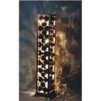 Fancy High Quality Flower Vase Modern Floor Lamp, Floor Standing Aluminum Lamp
