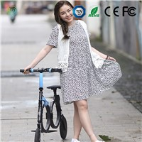 Lightweight Only 9.8kg brushless foldable electric bicycle