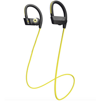 Bluetooth Headphones, Wireless Bluetooth 4.1 Earbuds Noise Cancelling, great for Gym by YOU-C