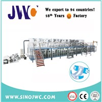 Machine for Manufacturing Baby Diaper Packaging Machine