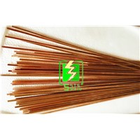 Bcup-6 Low-silver phos-copper brazing alloy flux coated brazing rod