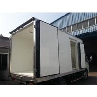 Refrigerator truck supplier China cheap refrigerated truck /reefer truck /freezer truck manufacturer