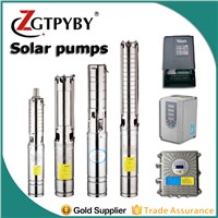 1/4 hp water pump solar dc brushless directly pump with controller for Thailand