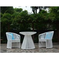 Hot Rattan Outdoor Garden chair and tables