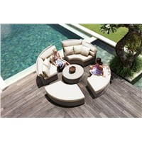 Hot Outdoor Patio furniture Sofa sets with tent