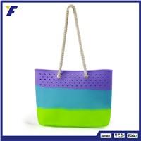 Factory Custom Silicone Women Single Shoulder Bag