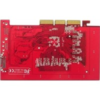 4 layers immersion gold GPU card PCB