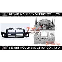 heavy duty SMC car bumper mould in China