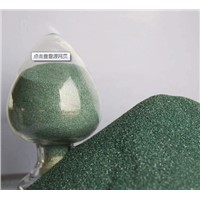 Green Silicon Carbide for Polishing (F60-F200)