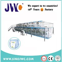 Used Small Economic Baby Diapers Packing Machine(Ce/Iso9001 Approved)