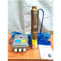 Stock DC Solar Panel Waterpump Irrigation for Cotton Field Solar Water Pumping Machine for Well