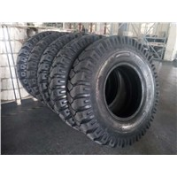 Safety Tyre with Rubber Supporting Core 185R14lt,6.50R16