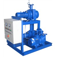 VPS Electric Equipment Vacuum Pumps Set