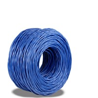 Category 5e Copper Network Cables 24Awg UTP Cat5e Solid Twisted Pair Cable
