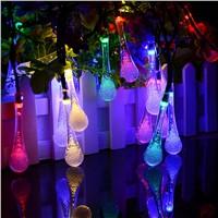 Solar LED String Light 30leds 3W