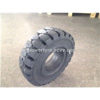 High Quality Forklift Truck Solid Tyre 7.00-9