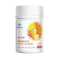 Vitamin C & Vitamin E Tablet OEM