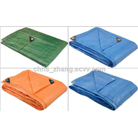 50gsm-300gsm  PE Tarpaulin with UV Treated for Car /Truck / Boat cover