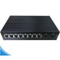 10 Ports Full Gigabit Network Switch with 2 SFP Slots I510A
