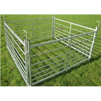 Used Round Sheep Pen Panel Goat Pen Panel