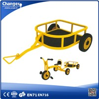 Children Tricycle With Trailer