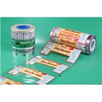 PET printing packaging film laminated plastic lamination rolls
