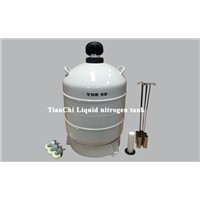 TianChi 80L 210 Caliber Liquid Nitrogen Container Price