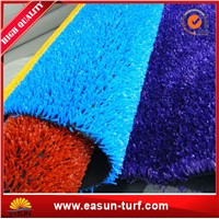 Soft and Colorful Artificial Grass for Children Playground
